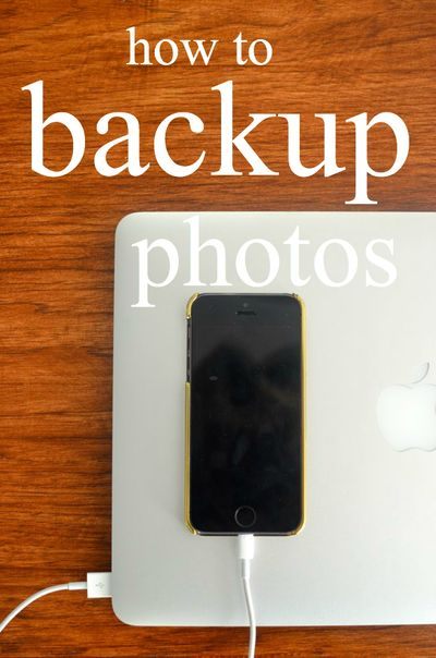 How to backup photos | hollywood housewife