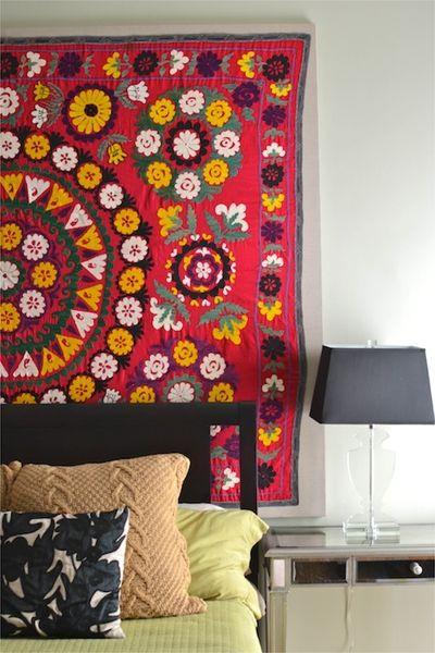 Guest room blanket