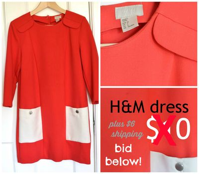 GS4O sale - H&M dress2