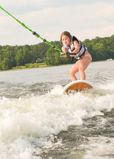 CA wakeboarding