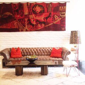 Parker palm springs lobby 3