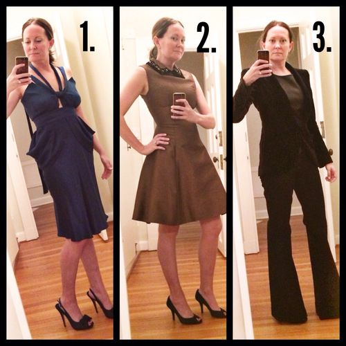 Party outfit options