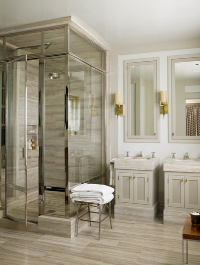 Steven Gambrel gorgeous bathroom