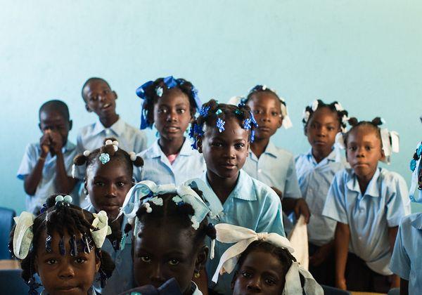 Drouin school kids