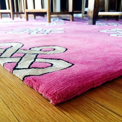 Madeline weinrib pink rug