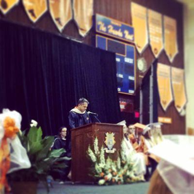 Dave graduation