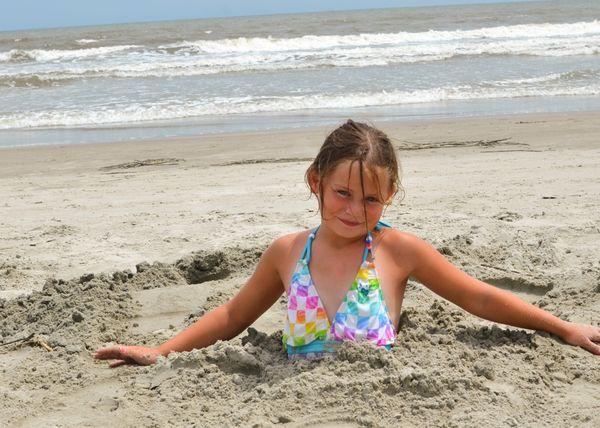 CA sand