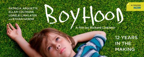Boyhood the movie