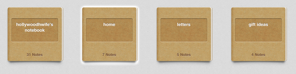 Laura's evernote