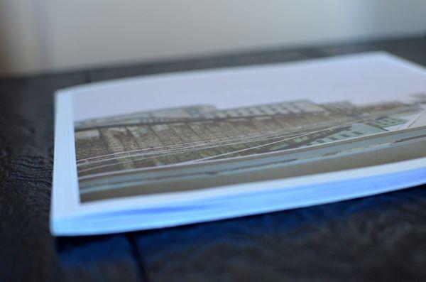 Artifact uprising soft cover binding