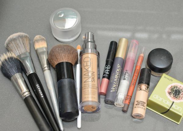 5 minute makeup tools