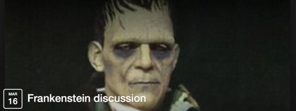 Frankenstein discussion