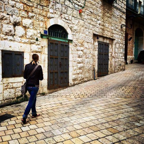 Walking in bethlehem
