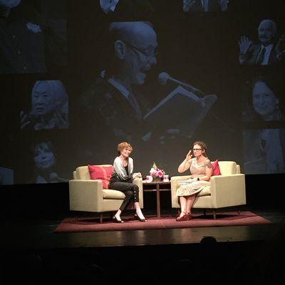 Judy Blume aloudLA interview