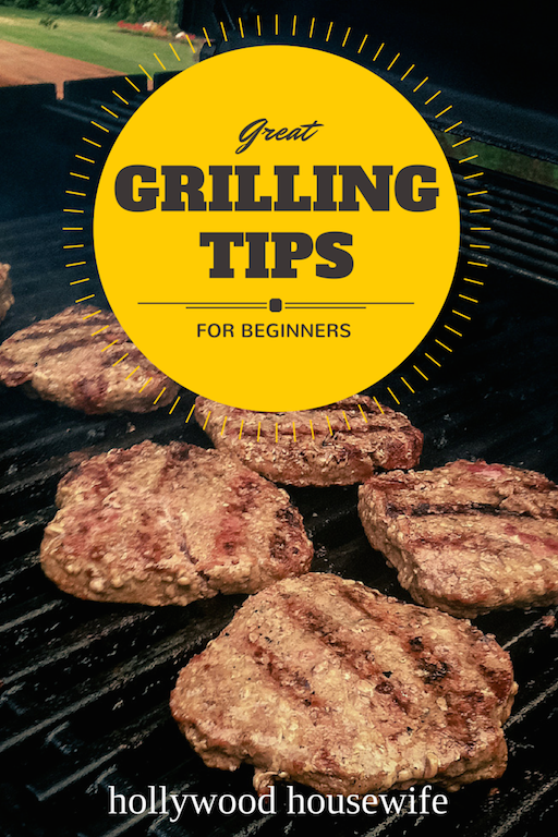 Great Grilling Tips for Beginners