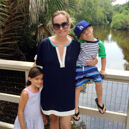 Kiawah with kids