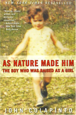 The Boy Who Was Raised As a Girl