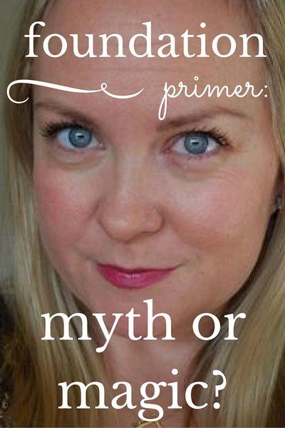 Is foundation primer myth or magic?