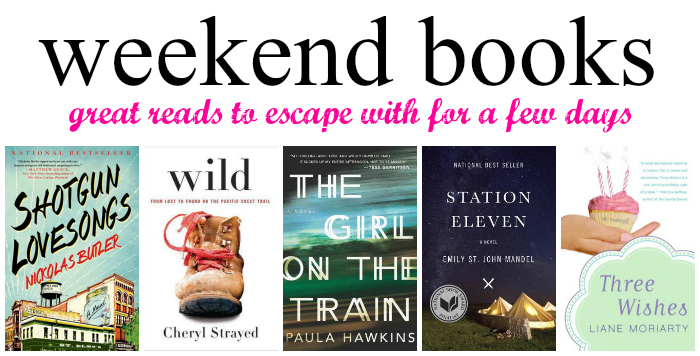 Weekend books | Hollywood Housewife