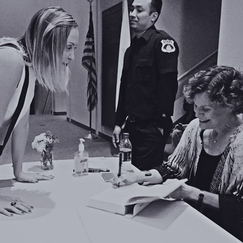 Meeting Judy Blume