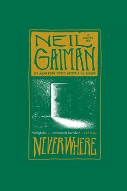 Book recommendation | Neverwhere by Neil Gaiman