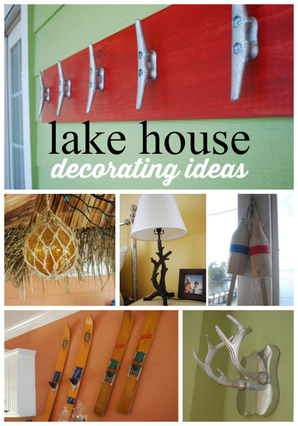 Lake decor hollywood housewife for Decorating a lake house pictures
